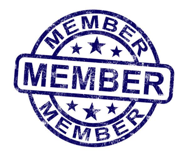 Membership Stamp